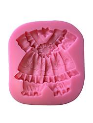 Baby Clothes Silicone Cake Mold  SM-521