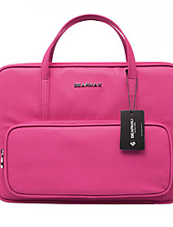 13inch Multifuction Business Laptop Bag/Sleeve Black/Pink
