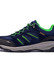 Homme-Randonnée / Hors piste-Chaussures de marche(Rouge / Bleu)