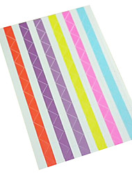 10pcs albums Angle sticker random color