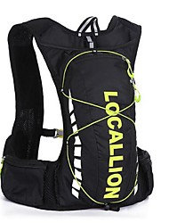 Sports Bag Cycling Backpack / Backpack Reflective Strip / Wearable / Multifunctional / Including Water Bladder Running Bag- / Iphone