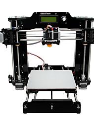 geeetech все черные акриловые PRUA i3 х 3D принтер (1.75mm 0.3mm нить сопло)