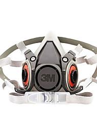 3m-6200 meia máscara máscara do respirador de poeira