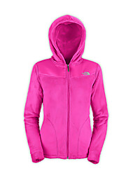 The North Face Women's Denali Fleece Hoodie Jacket OSO Outdoor Sports Trekking Running Zipper Jackets