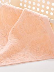 """1pc algodão cheia toalha 9 """"por 9"""" multicolor sólida super macio"""