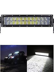 120W SPOT Auto Motor 5D LED trabalho Light Bar Off-road Driving Lâmpada Pick-up Barco 4WD Carro lâmpadas