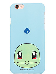 Pocket Little Monster Squirtle 4.7 inch Iphone 6/6S Hard Matting Cellphone Cover