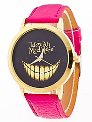 Hot Selling Popular Factory Direct Tooths Watch For Women
