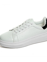 Women's Shoes Flange Breathe Freely Leisure Platform Comfort Fashion Sneakers Outdoor / Athletic