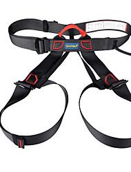 equipamento ao ar livre de escalada downhill busto cinto de cinto de segurança sentado cinto de segurança calças aéreas de segurança cinto