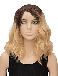 Synthetic Women European and American Fashion Curly Cosplay Wigs Synthetic Wigs