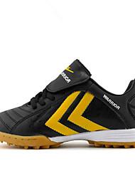 Sapatos Futebol Masculino Dourado Couro Envernizado