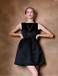 Pour My Fair Lady® Femme Bateau Sans Manches Au dessus des genoux Robes-1502098