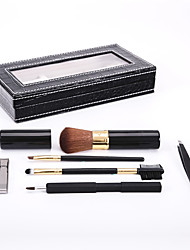 Cosmetic Tool Kit Portable Cosmetic Brush Makeup Case