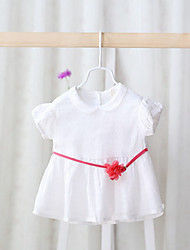 The 2016 Summer children's clothing wholesale Korean girls skirts dress baby infant flower skirt