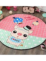 esteiras de armazenamento de brinquedo antiderrapantes crianças mat mat bebê escalada lixar algodão tapete game pad