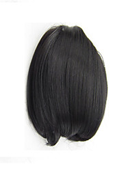 1pc / lot 80g / pc moño trenzado Moño kanekalon buen pelo calidad cojín bollo kanekalon ombre moño de pelo trenzado q9