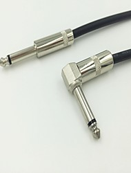 Element  ASC-21 6.5 Audio Cable Male To Male Audio Amplifier Mixer Guitar Cable 6.35 Pairs Recorded Line