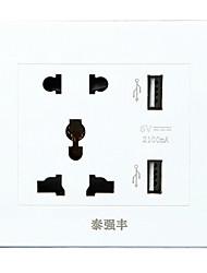 многофункциональный USB разъем 220v