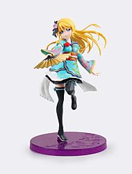 Люблю жить Eri Ayase PVC 17 Аниме Фигурки Модель игрушки игрушки куклы