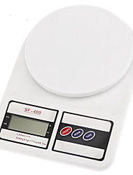 SF400 Kitchen Household Food, Baking, Electronic Scales 10kg (English (1kg/0.1g))