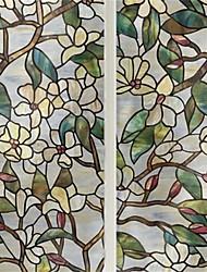 Rustico- ConFloreale-Adesivo per finestre