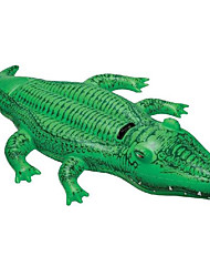 Crocodile Model Mounts Adult Children Paddle Toys Inflatable Water Mounts Chair Float Raft Float For Swimming Pool