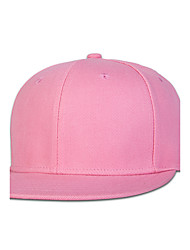 New Street Fashion Men Women Ten Solid Color Hip Hop Baseball Caps