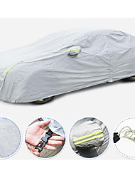 Special Car Garment Rain Proof And Dust-Proof Car Hood Lined With Cotton Nylon Webbing Thickened Bag