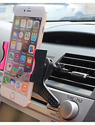 veículo montado veículo operadora de telefonia móvel interna do suporte de navegação clipe de carro artigo de decoração interior