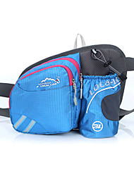 Sports Bag Waist Bag/Waistpack / Cell Phone Bag Multifunctional / Phone/Iphone / Close Body / Breathable Running BagIphone 6/IPhone