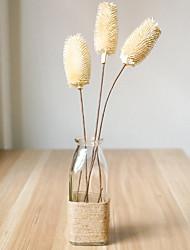 fleurs décoratives de salut-q fleurs séchées mariage maison décoration de table fleurs artificielles