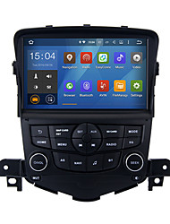 "8 ""android 5.1 Quad Core carro gps leitor de 1024 * 600 para Chevrolet Cruze 2008-2011 wi-fi RDS Mirro do bluetooth fm RLINK"