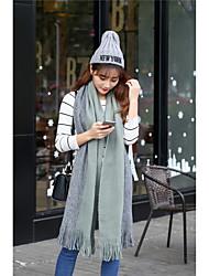 Damen Baumwollmischung Schal