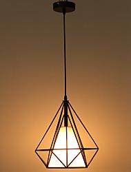 Подвесные лампы ,  Современный Живопись Особенность for Мини Металл Гостиная Столовая
