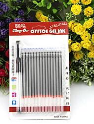 Коррекция Поставки Гелевые ручки,Пластик Черный