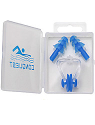 Swimming Earplugs Nose Clips
