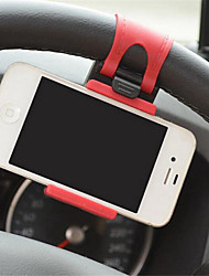 Car Phone Holder Car Steering Wheel Phone Holder Creative Mobile Phone Holder Car Holder Navigation