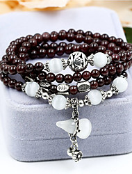 Strand Bracelets 1pc,Wine Bracelet Fashionable Circle 514 Agate Jewellery Christmas Gifts