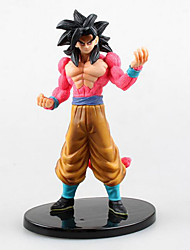 dragon ball jouets Super Saiyan modèle figurines anime jouet