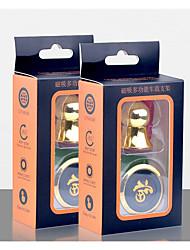 мобильный телефон автохозяйство магнитное металлическое покрытие многофункциональный автомобиль логотип навигации магнит кронштейн