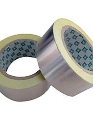 grossa fita folha de alumínio impermeável vara fita panela de fogo mercadorias fita de folha de atacado