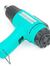 Temperature of Hot Air Gun
