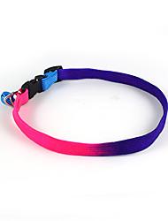 Rainbow Collar/Color Dog Collars Pet Supplies/1 Piece