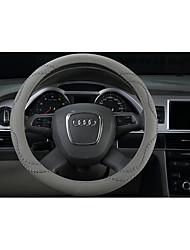 automobile couvercle du volant, modèle en cuir fin couverture de volant de l'automobile, diamètre 38cm