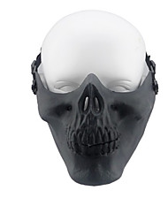 Black Color Other Material Protection Accessories Outdoor War Games Protection Mask
