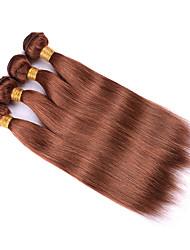 Vorgefärbten Haargewebe Indisches Haar Gerade 12 Monate 1 Stück Haar webt