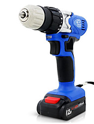 12V Power Lithium Battery Cordless Drill(Plug-in AC - 220V )