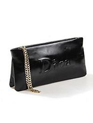 Women Cowhide Casual Clutch