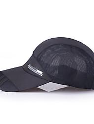 Кепка Муж. унисекс Быстровысыхающий Ультрафиолетовая устойчивость Защита от солнечных лучей для Бейсбол
